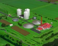 Financování výstavby bioplynových stanic a zpracování biomasy