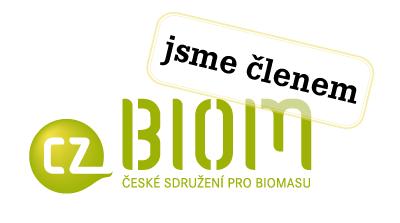 člen Biom.cz - biomasa, biopaliva, bioplyn, pelety, kompostování, ...