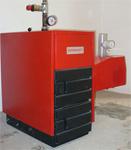 Kotel na biomasu PETROJET Biorobot 15