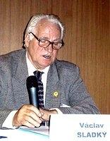 Ing. Václav Sladký, CSc.
