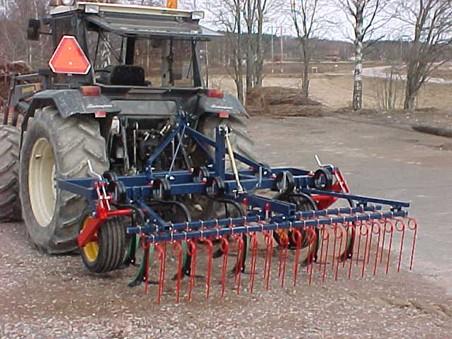 Salixphere Weedler 2M-4, plečka pre ošetrenie Sponu 150-75-75