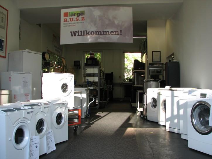 Ukázka centra pro opětovné využití odpadů (Rakousko)