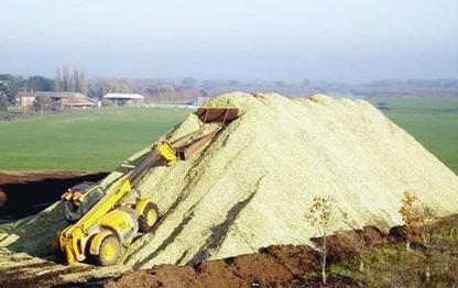 Logistika sklizně plantáže RRD řezačkou Class Jaguar