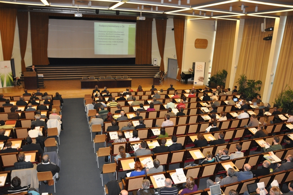 Konference CZ Biom: Biomasa & Energetika 2011