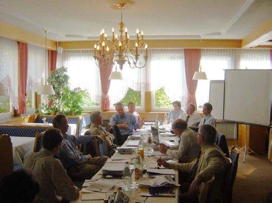 Schůze AEBIOM