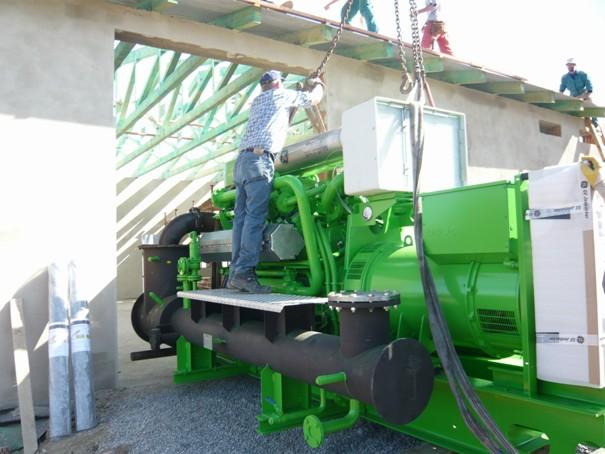 Výstavba BPS Lípa u Havlíčkova Brodu