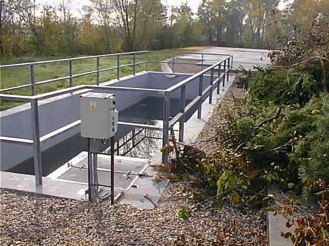 Ovládání čerpadla pomocí něhož budou komposty zvlhčovány