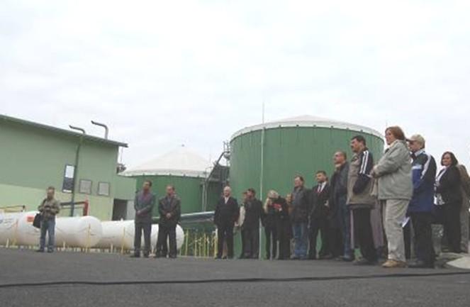 Bioplynová stanice Vysoké Mýto
