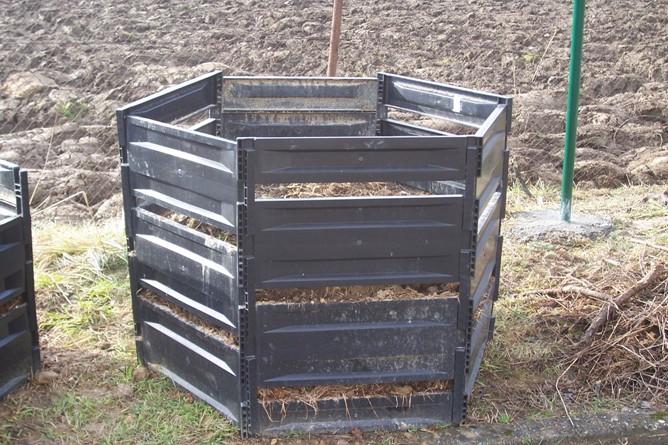 Pokusný kompostér Jumbo 800