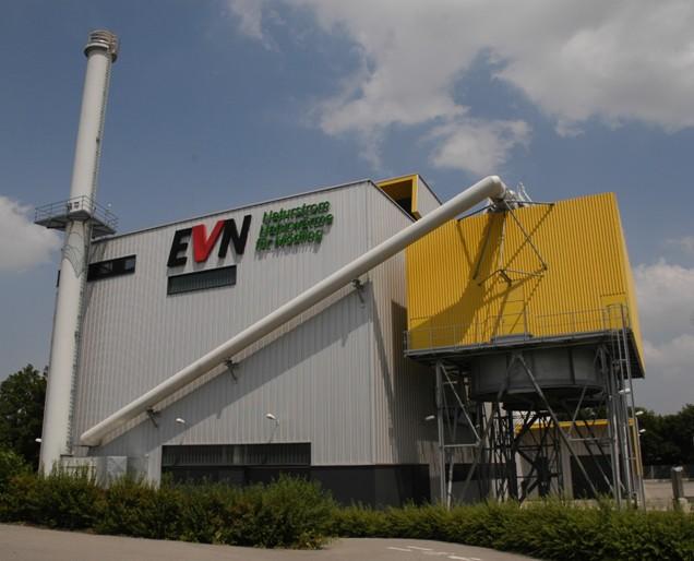 Tepláreň na drevnů biomasu v Rakúsku