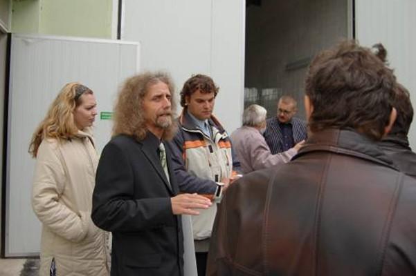 Starosta města Vysoké Mýto Martin Krejza hovoří o přípravě projektu