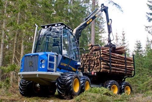 Harvestor (lesni-technika.cz)