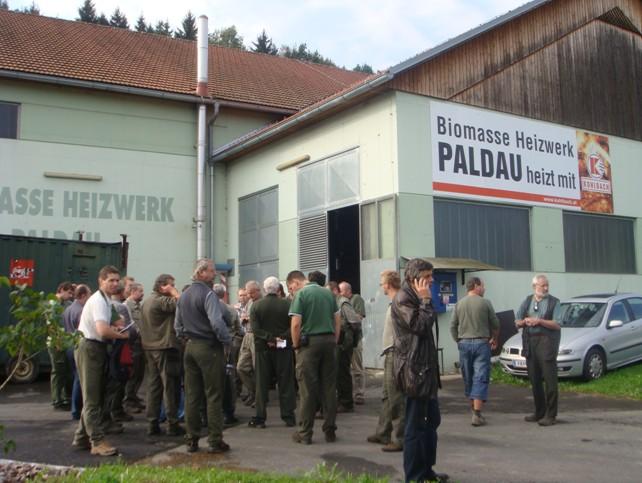 Místní výtopna Paldau