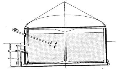 Vertikální reaktor