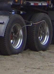 Tire pressure control – Radomír Klvač