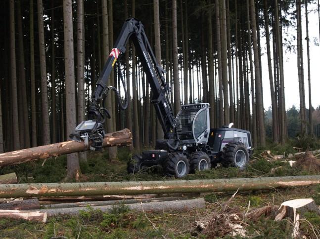 Palivové dřevo jako obnovitelný zdroj energie prochází celoevropskou renesancí