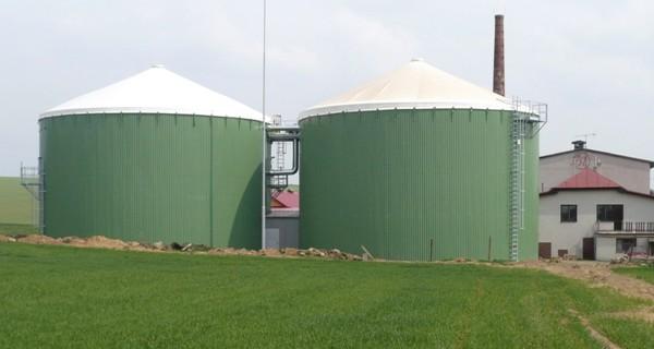 Bioplynová stanice Habry