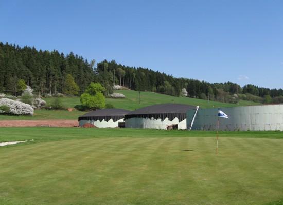 Bioplynová stanice – Prosečné, duben 2009