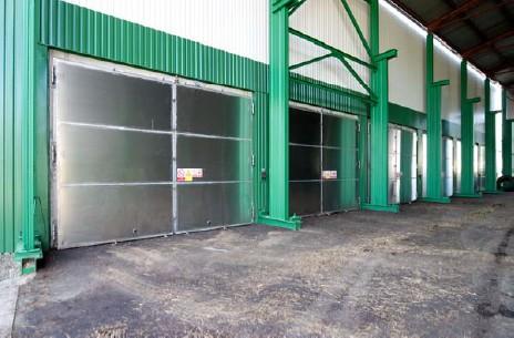 """Bioplynové stanice na """"suchou"""" fermentaci"""