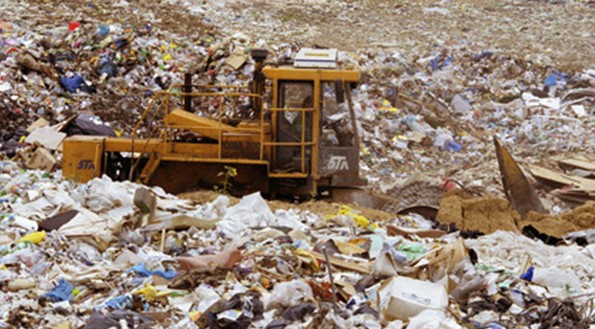 Skládka komunálního odpadu jako novodobé energetické úložiště?