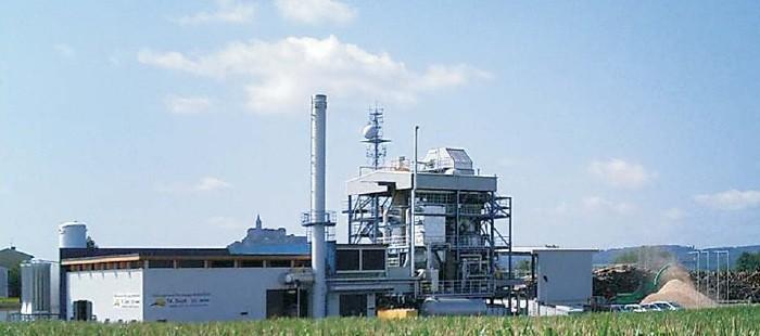 Energetický systém v rakouském okresu Güssing