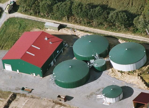 Teoreticky lze vyrobit butanol i z upraveného bioplynu