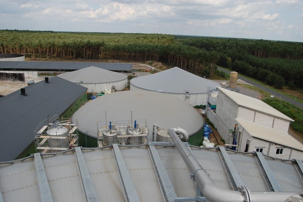 Bioplynová stanice Bioconstruct DE