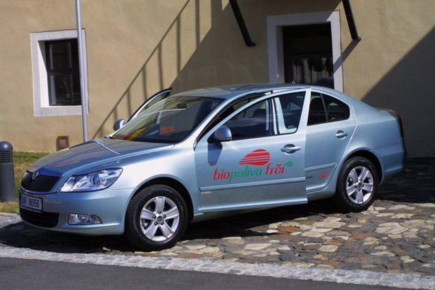 V České republice stoupá podíl motorových paliv s vysokým podílem biologické složky