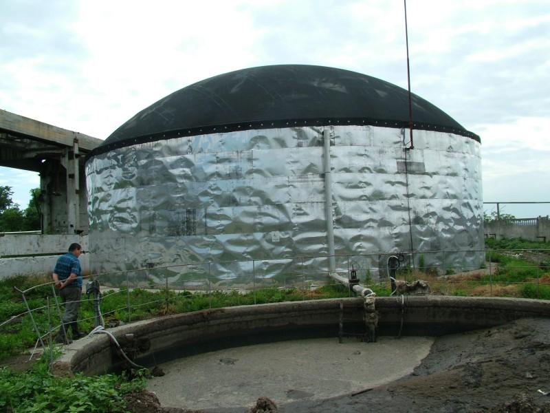 Bioplynová stanice na kejdu drůbeže