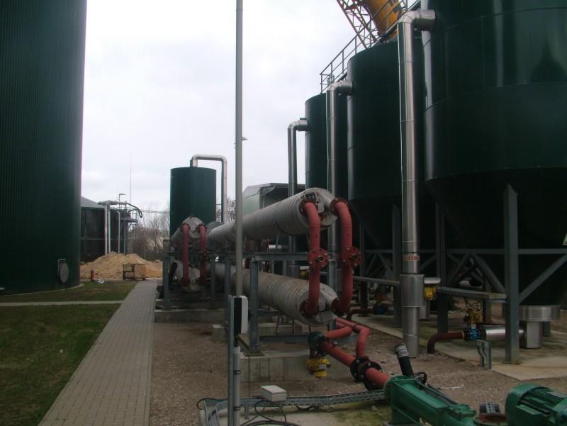 Externí ohřívač substrátu