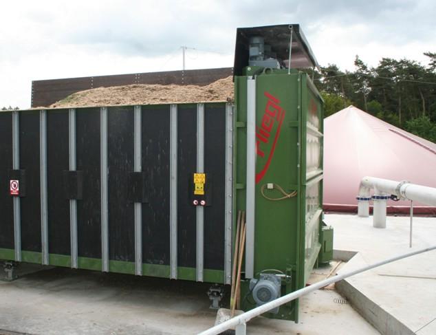 Hlavním substrátem pro zemědělské bioplynové stanice je cíleně pěstovaná rostlinná biomasa