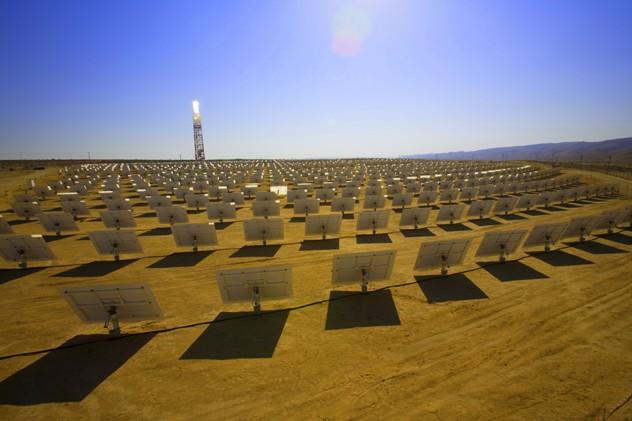 Jediným nevyčerpatelným zdrojem energie pro lidstvo je Slunce